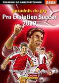Maciej 'maciek_ssi' Bajorek - Pro Evolution Soccer 2009 - poradnik do gry