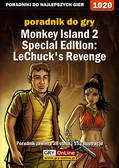 Zamęcki 'g40st' Przemysław - Monkey Island 2 Special Edition: LeChuck`s Revenge - poradnik do gry