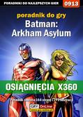 Jacek 'Stranger' Hałas - Batman: Arkham Asylum - Osiągnięcia (X360) - poradnik do gry