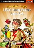 Artur 'Arxel' Justyński - LEGO Harry Potter Lata 1-4 - poradnik do gry