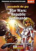 Marcin 'Siwy' Pietrak - Star Wars: Republic Commando - poradnik do gry