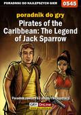 Artur 'Sir Artus' Cnotalski - Pirates of the Caribbean: The Legend of Jack Sparrow - poradnik do gry