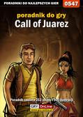Jacek 'Stranger' Hałas - Call of Juarez - poradnik do gry