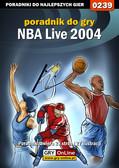 Krzysztof 'Bakterria' Mielnik - NBA Live 2004 - poradnik do gry