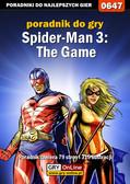 Michał 'Wolfen' Basta - Spider-Man 3: The Game - poradnik do gry