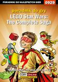 Krzysztof Gonciarz, Michał 'Wolfen' Basta - LEGO Star Wars: The Complete Saga - poradnik do gry