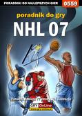 Paweł 'HopkinZ' Fronczak - NHL 07 - poradnik do gry