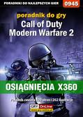 Artur 'Arxel' Justyński - Call of Duty: Modern Warfare 2 - osiągnięcia - poradnik do gry