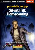 Maciej 'Shinobix' Kurowiak - Silent Hill: Homecoming - poradnik do gry