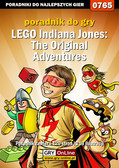 Marcin Łukański - LEGO Indiana Jones: The Original Adventures - poradnik do gry