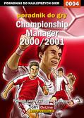 Dawid 'Taikun' Mączka - Championship Manager 2000/2001 - poradnik do gry