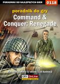 Piotr 'Zodiac' Szczerbowski - Command  Conquer: Renegade - poradnik do gry
