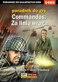 Paweł 'PaZur76' Surowiec - Commandos: Za linią wroga - poradnik do gry