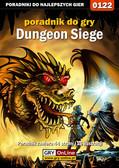 Borys 'Shuck' Zajączkowski - Dungeon Siege - poradnik do gry