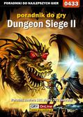 Kamil 'Draxer' Szarek - Dungeon Siege II - poradnik do gry