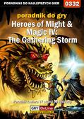 Malwina 'Mal' Kalinowska - Heroes of Might  Magic IV: The Gathering Storm - poradnik do gry
