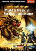 Wojciech 'Soulcatcher' Antonowicz, Tomasz 'Sznur' Pyzioł - Might  Magic VII: For Blood and Honor - poradnik do gry