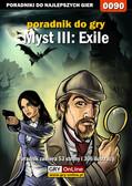 Bolesław 'Void' Wójtowicz - Myst III: Exile - poradnik do gry