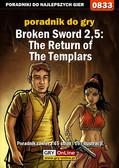 Katarzyna 'Kayleigh' Michałowska - Broken Sword 2,5: The Return of the Templars - poradnik do gry