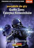 Borys 'Shuck' Zajączkowski - Gorky Zero: Fabryka Niewolników - poradnik do gry