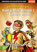 Artur 'Metatron' Falkowski - Sam  Max: Season 1 – Culture Shock - poradnik do gry
