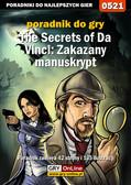 Łukasz 'Night Driver' Wróbel - The Secrets of Da Vinci: Zakazany manuskrypt - poradnik do gry