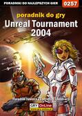 Artur 'Roland' Dąbrowski - Unreal Tournament 2004 - poradnik do gry