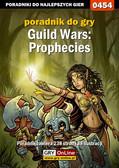 Tomasz 'Sznur' Pyzioł - Guild Wars: Prophecies - poradnik do gry