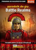 Krzysztof 'Hitman' Żołyński - Battle Realms - poradnik do gry