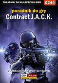 Piotr 'Zodiac' Szczerbowski - Contract J.A.C.K. - poradnik do gry