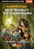 Dawid 'Klatry' Ossowski, Anna 'Gengar' Deja - Age of Wonders II: Tron Czarnoksiężnika - poradnik do gry