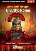 Rafał 'Madraf' Madajczak - CivCity: Rome - poradnik do gry