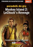 Zamęcki 'g40st' Przemysław - Monkey Island 2: LeChuck`s Revenge - poradnik do gry