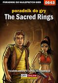 Bartosz 'bartek' Sidzina - The Sacred Rings - poradnik do gry
