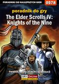 Krzysztof Gonciarz - The Elder Scrolls IV: Knights of the Nine - poradnik do gry