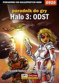 Maciej Jałowiec - Halo 3: ODST - opis przejścia - poradnik do gry