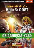 Maciej Jałowiec - Halo 3: ODST - osiągnięcia - poradnik do gry