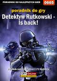 Maciej Jałowiec - Detektyw Rutkowski - Is back! - poradnik do gry