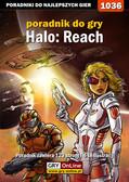 Łukasz 'Crash' Kendryna - Halo: Reach - poradnik do gry