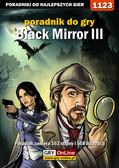 Katarzyna 'Kayleigh' Michałowska - Black Mirror III - poradnik do gry