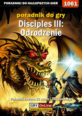 Adam 'T_bone' Kusiak - Disciples III: Odrodzenie - poradnik do gry