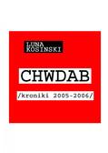 Luna Kosinski - CH.W.D.A.B. Kroniki 2005-2006