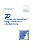 Małgorzata Taraszkiewicz, Mariusz Malinowski - Planowanie scenariuszy lekcji i materiałów edukacyjnych