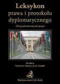 Sebastian Sykuna, Jerzy Zajadło - Leksykon prawa i protokołu dyplomatycznego 100 podstawowych pojęć