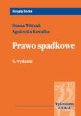Hanna Witczak, Agnieszka Kawałko - Prawo spadkowe