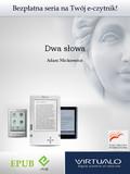 Adam Mickiewicz - Dwa słowa