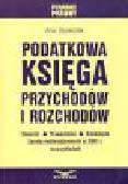 Szymiczek A. - Podatkowa księga przychodów i rozchodów. Otwarcie, prowadzenie, zamknięcie, zasady ewidencjonowania w 2001 r. na przykładach
