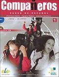 Castro Francisca, Rodero Ignacio, Sardinero Carmen - Companeros 1 Podręcznik z płytą CD z dodatkiem extra