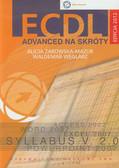 Żarowska-Mazur Alicja, Węglarz Waldemar - ECDL Advanced na skróty z płytą CD