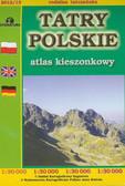 Tatry Polskie Atlas kieszonkowy 1:30 000